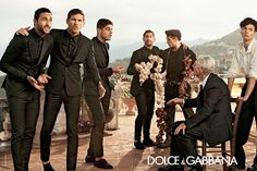 La campagne Dolce & Gabbana printemps-été 2014