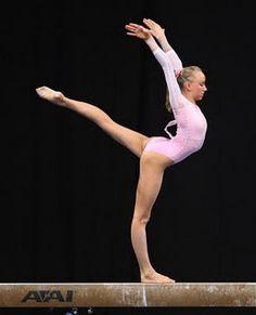 Gymnastics...I miss it