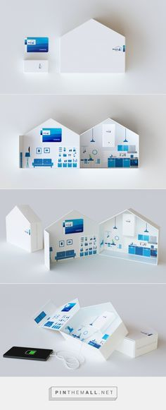 Bosch Plus Welcome Pack         on          Packaging of the World - Creative Package Design Gallery - created via https://pinthemall.net