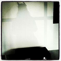 #selfportraitsz #shadowselfie #varjot #sarvien kera witj #horns #JeanPaulGaultier #pipo