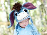 Crochet Animal Hats and Patterns by IraRott Inc.
