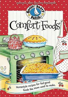 all goose berry cookbooks | Comfort Foods Cookbook by Gooseberry Patch:: Reader Store