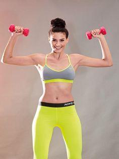 Fit in 10 Tagen: Übungen für die Schultern