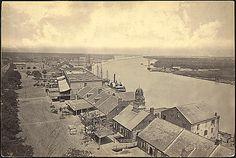 Savannah, Georgia - During the American Civil War - Awesome Stories