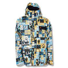 Billabong Wolfgang Snowboard Jacket
