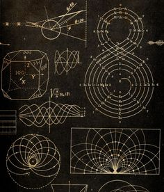 our friend the atom / Sacred Geometry: