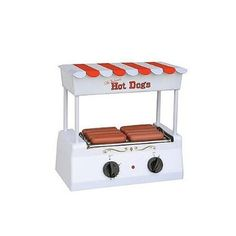 Hot Dog Roller w Griddle Just like at the carnival! Now you can cook your hot dogs and keep them warm with an even heat, as they turn on the rollers. Store hot dogs or warm buns in the canopy top Circus Birthday, Circus Party, Birthday Bash, Birthday Ideas, Birthday Parties, Mickey Birthday, Birthday Celebrations, Hot Dog Buns, Hot Dogs