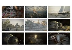 Omega Co-Axial world ad (2013) on Behance