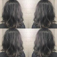今流行り!グレージュならぬ「ブルージュ」とは? コラム Ash 三鷹店 小堀 誠治 Ash オフィシャルサイト Ash Hair, Hair Highlights, Short Hair Styles, Hair Color, Hair Beauty, Outfits, Fashion, Clothing Sets, Medium Shag Haircuts