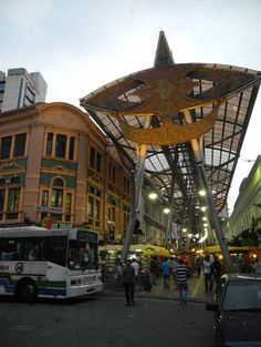 Central Market KL. My family and I had such a great time there.