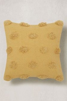 Buy Textured Pom Pom Cushion from the Next UK online shop