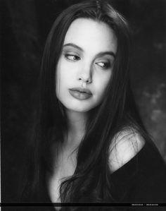 1992 - Robert Kim - 1992 Angelina Jolie Robert Kim 13 - Angelina Jolie Photo