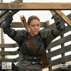 'The Well' | S7E2 | The Walking Dead (AMC) Dianne