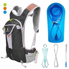 Inflatable Paddle Board, Hydration Pack, Cleaning Kit, Brainstorm, Reebok, Tube, Hiking, Camping, Backpacks
