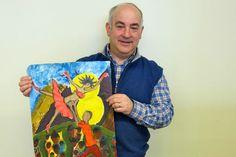 Creative Connections links kids worldwide through art