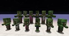 Image result for minecraft pictures zombie