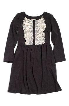 Twirls & Twigs Lace Embellished Dress (Little Girls)   Nordstrom