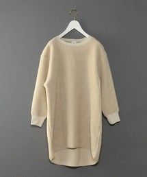 商品詳細 - <6(ROKU)>BOA TUNIC PULLOVER/カットソー|BEAUTY & YOUTH(ビューティアンドユース)公式通販 Comfy Casual, Sweaters For Women, Women Wear, Pajamas, Pullover, Sewing, Knitting, Coat, Womens Fashion