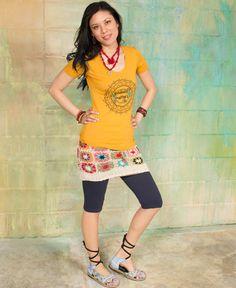 NEW! Lindsay Crochet Skirt