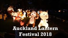 Auckland Lantern Festival New Zealand We went to the Auckland Lantern Festival on Saturday evening. This celebration is the biggest Chinese new year ce. Lantern Festival, Auckland, New Zealand, Travel Guide, Lanterns, City, Animals, Animales, Animaux