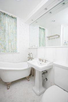 ~~~ CLAW FOOT TUB ~~~  Bathroom - traditional - Bathroom - New York - AMI Designs