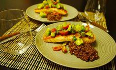 Avo Salmon Superfood Dinner