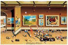 Impressionist by Hiro Yamagata.