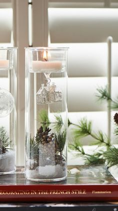 RM Christmas Tealight Holder
