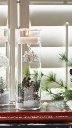 RM Christmas Tealight Holder (kerst)