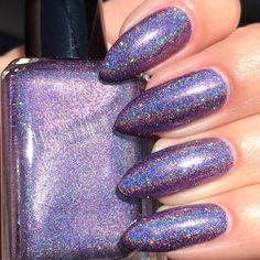 Shelee Polish - Mane-iac Duo - LAST TWO BOTTLES - purple