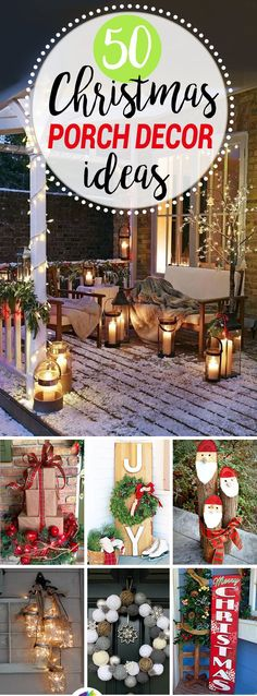 The holidays are fast approaching and with winter on the way, it's time to start discarding your pumpkins and thinking about Christmas decorations. Your porch is the first area of your home that visitors see and as such it provides the perfect palette to create a welcoming and festive Christmas display. If you tend to …