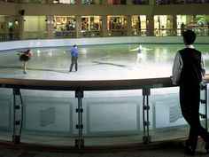 Lace Up Your Skates! We Found Hotels with Cool Ice Rinks
