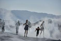 Apocalypse Wow - Peter Lindbergh, Natalie Westling and Sasha Pivovarova,-Wmag
