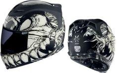 Icon - Airframe Artist Series Manic Helmet
