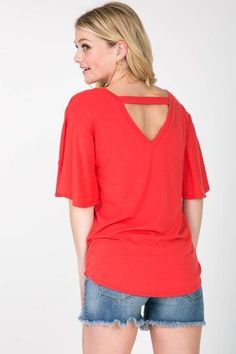dd669450595 268 Awesome Women's Shirts images in 2019 | Cold shoulder, Cold ...