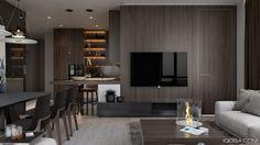 Tuscan kitchens – Mediterranean Home Decor Kitchen And Bath Design, Modern Kitchen Design, Home Decor Kitchen, Interior Design Kitchen, Interior Walls, Kitchen Ideas, Wooden Ceiling Design, Wooden Ceilings, Layout Design