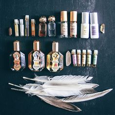 4 Natural Perfume Oils to Try | Free People Blog #freepeople