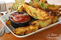 Sfiziose e croccanti, sono le patate alla paprika. Perfette da gustare in compagnia di amici. Provatele e non riuscirete più a farne a meno. Grazie Tasty per la ricetta.