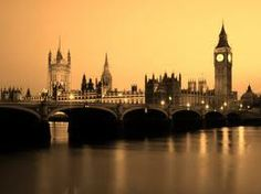 London, England.  To visit the queen. :D and tour the landmarks of course!