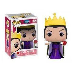 Figurine Disney Blanche Neige - Evil Queen Pop 10cm - - Figurine Disney Blanche Neige - Evil Queen Pop - Vendu en window box - Taille 10cm… Voir la présentation