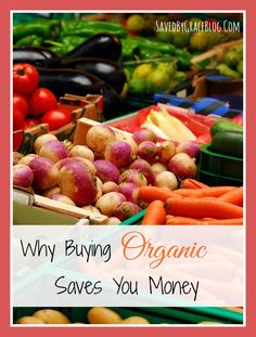 Why Buying Organic Saves You Money In The Long Run
