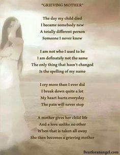 Grieving Mother