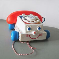 The sad thing is that our children will not recognize this for what it is...a PHONE!