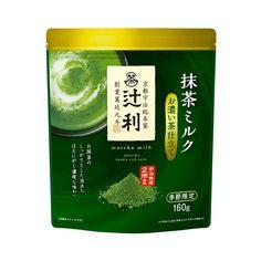 KATAOKA-Tsujiri-Matcha-Milk-Koicha-Double-Rich-Taste-Made-in-Japan Uji Matcha, Matcha Milk, Japanese Green Tea Matcha, Matcha Green Tea, Japanese Drinks, Japan Country, Japanese Beauty, Frozen, Food And Drink