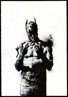 Batman by Jason Shawn Alexander