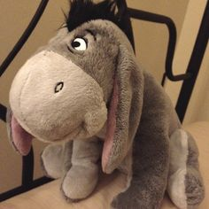 Eeyore what Michaelees started out like :)