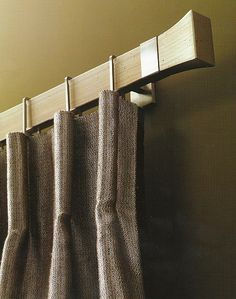a design snack by Linda Pakravan: Weather in London, Shoes, Curtain Hardware