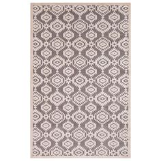 Jaipur Fables Magical Light Gray Tufted Chenille Rug #laylagrayce
