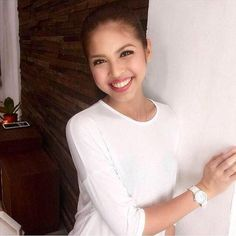 Pretty! <3 Maine Mendoza, Alden Richards, Ideal Girl, Her Smile, All Things, Singer, Actresses, Pretty, Inspiration