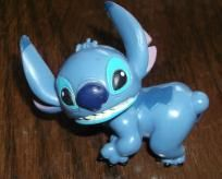 Disney Stitch and Cousin Lot figures